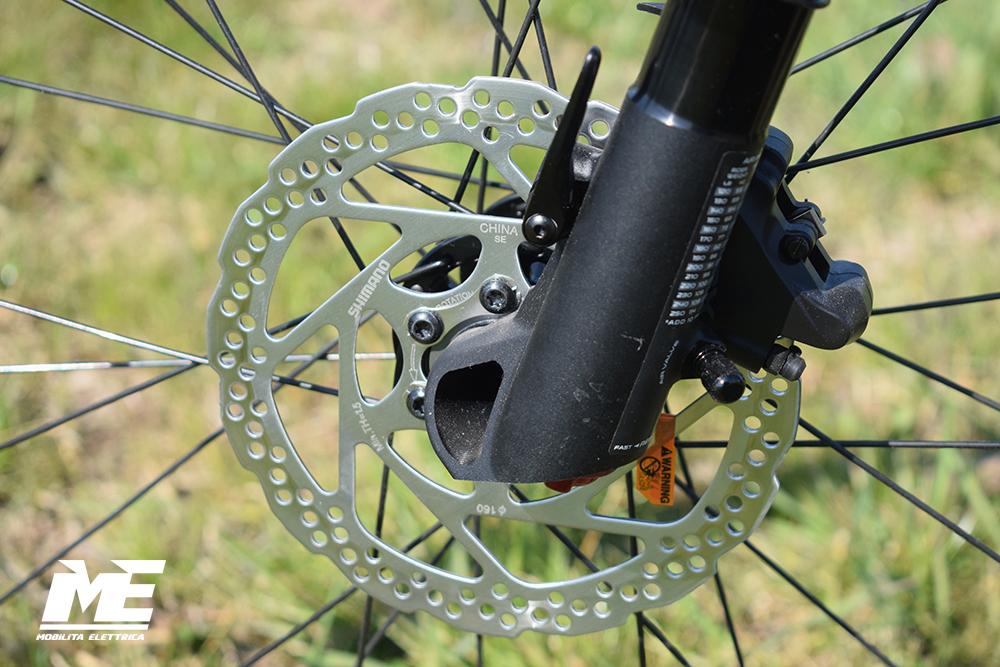 Cannondale Topstone Neo Carbon Lefty 3 tech16 ebike gravel bosch 2021 bici elettrica mobe