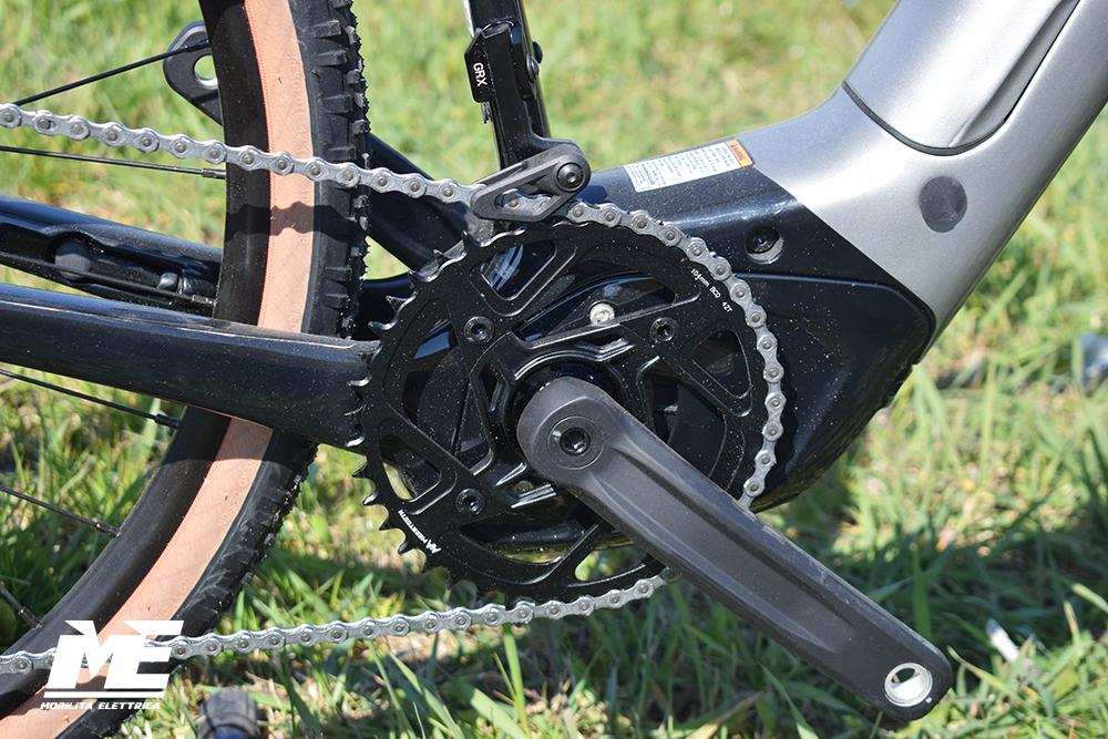 Cannondale Topstone Neo Carbon Lefty 3 tech2 ebike gravel bosch 2021 bici elettrica mobe