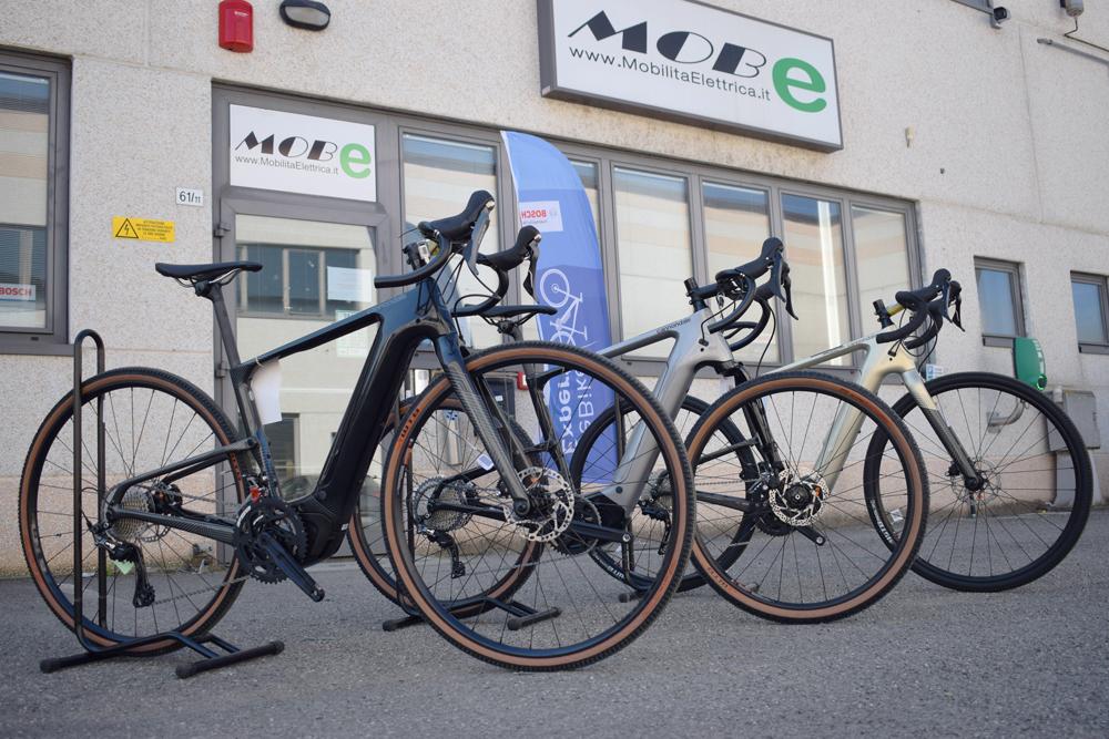 Cannondale serie Topstone Neo ebike gravel bici elettriche