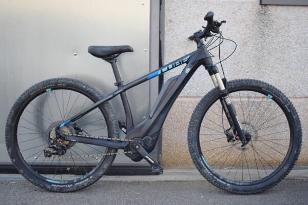 Cube Access Hybrid One ebike usata bici elettrica occasione conto vendita