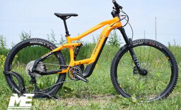 Haibike allmtn 4 1 ebike bosch 2021 bici elettrica mobe