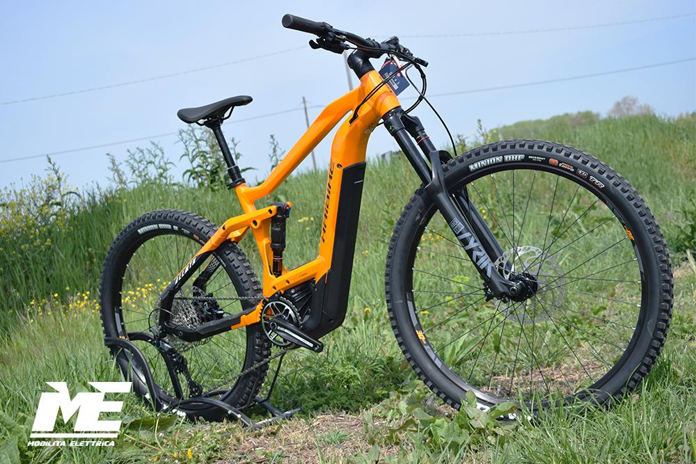 Haibike allmtn 4 2 ebike bosch 2021 bici elettrica mobe