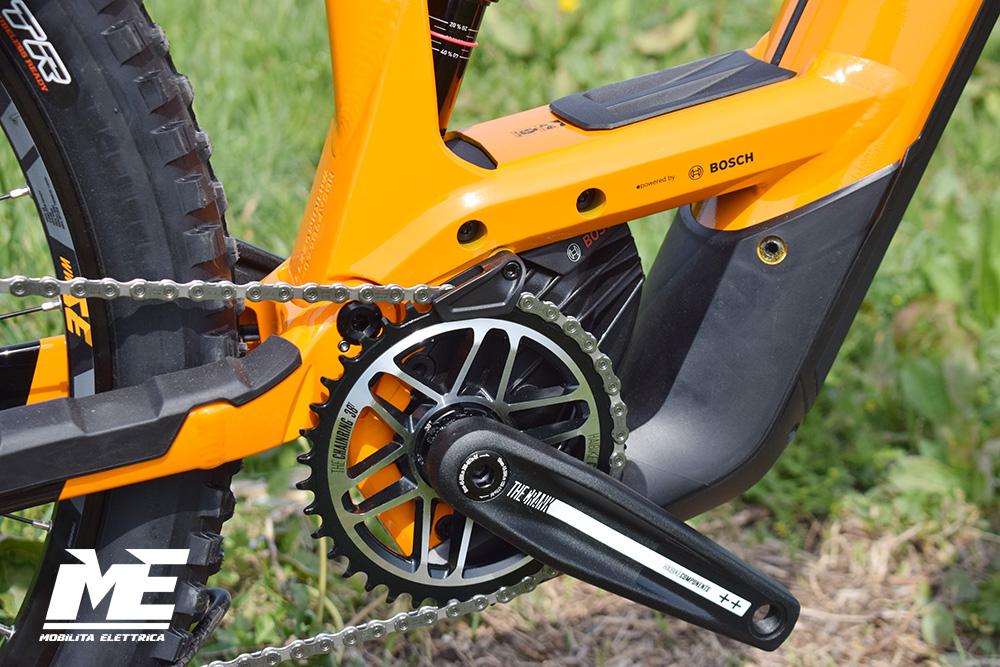Haibike allmtn 4 tech1 ebike bosch 2021 bici elettrica mobe