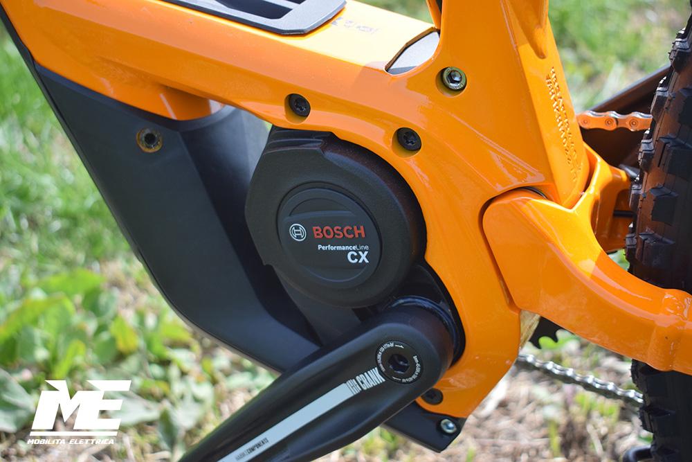 Haibike allmtn 4 tech13 ebike bosch 2021 bici elettrica mobe
