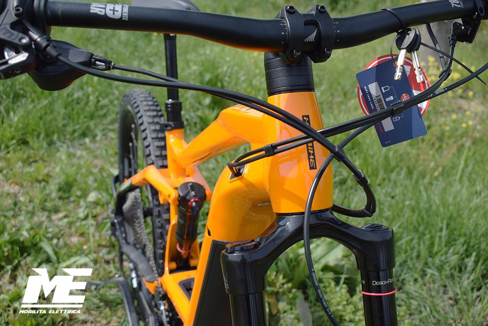 Haibike allmtn 4 tech9 ebike bosch 2021 bici elettrica mobe