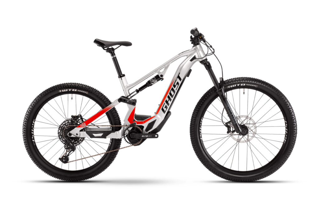 ghost hybride asx base 160 bosch ebike 2021 bici elettrica bologna mobe