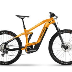 haibike allmtn 4 arancio ebike 2021 bosch bici elettrica bologna