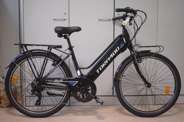 Torpado Venus 26 ebike usata bici elettrica occasione