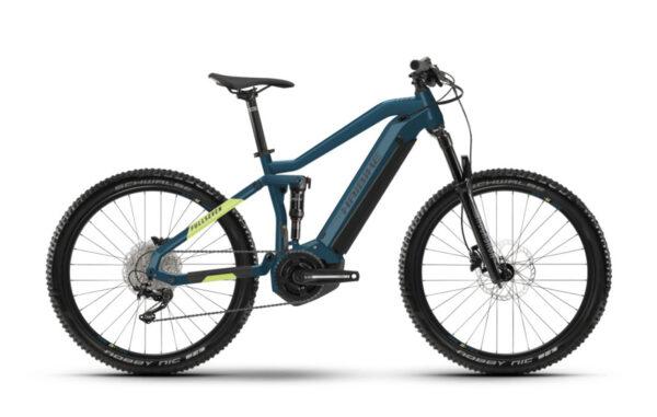Haibike fullneven 5 ebike 2021 yamaha bici elettrica bologna mobe