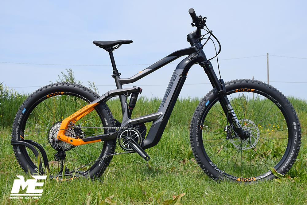 Haibike fullseven 10 1 ebike bosch 2021 bici elettrica mobe