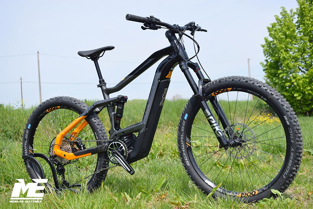 Haibike fullseven 10 2 ebike bosch 2021 bici elettrica mobe
