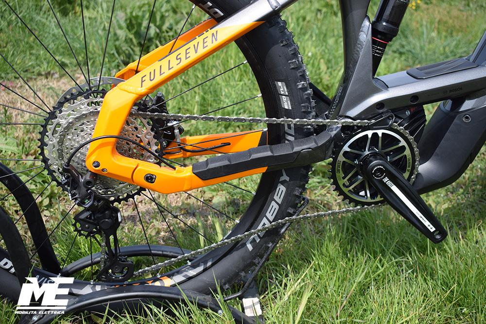 Haibike fullseven 10 tech1 ebike bosch 2021 bici elettrica mobe