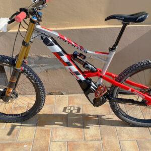Rotwild r g+ fs ultra 36 bici elettrica usata ebike conto vendita mobe