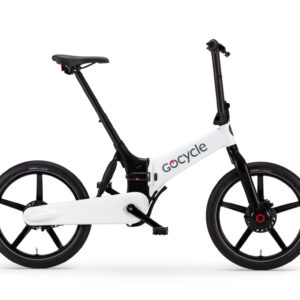 gocycle g4 bianco ebike 2021 bici elettrica pieghevole bologna mobe