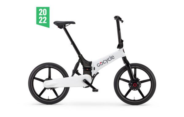 gocycle g4i bianco ebike 2022 bici elettrica pieghevole bologna mobe