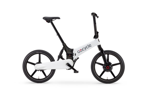 gocycle g4i bianco ebike 2021 bici elettrica pieghevole bologna mobe