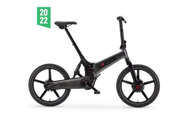 gocycle g4i grigio ebike 2022 bici elettrica pieghevole bologna mobe