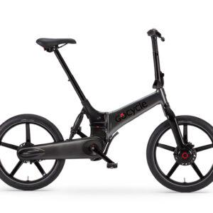 gocycle g4i grigio ebike 2021 bici elettrica pieghevole bologna mobe