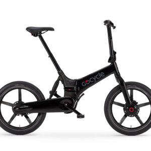 gocycle g4i+ nero ebike 2021 bici elettrica pieghevole bologna mobe