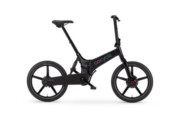 gocycle g4i nero ebike 2021 bici elettrica pieghevole bologna mobe