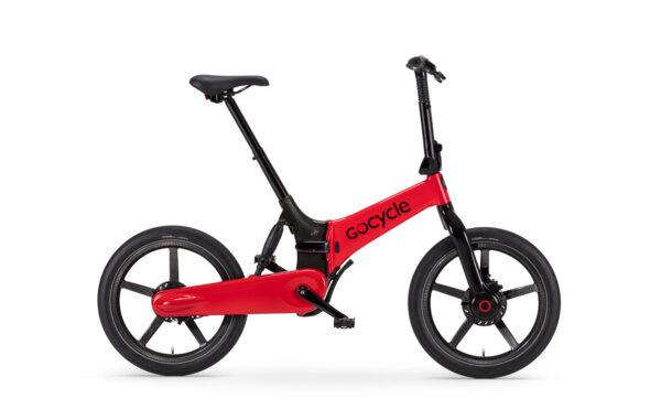 gocycle g4i+ rosso ebike 2021 bici elettrica pieghevole bologna mobe