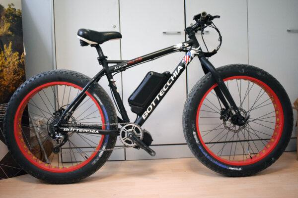 Bottecchia American Fat Bike ebike usata bici elettrica