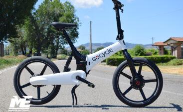 Gocycle g4i ebike pieghevole 2022 bici elettrica mobe