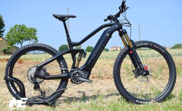 Haibike allmtn 7 1 ebike yamaha 2021 bici elettrica mobe