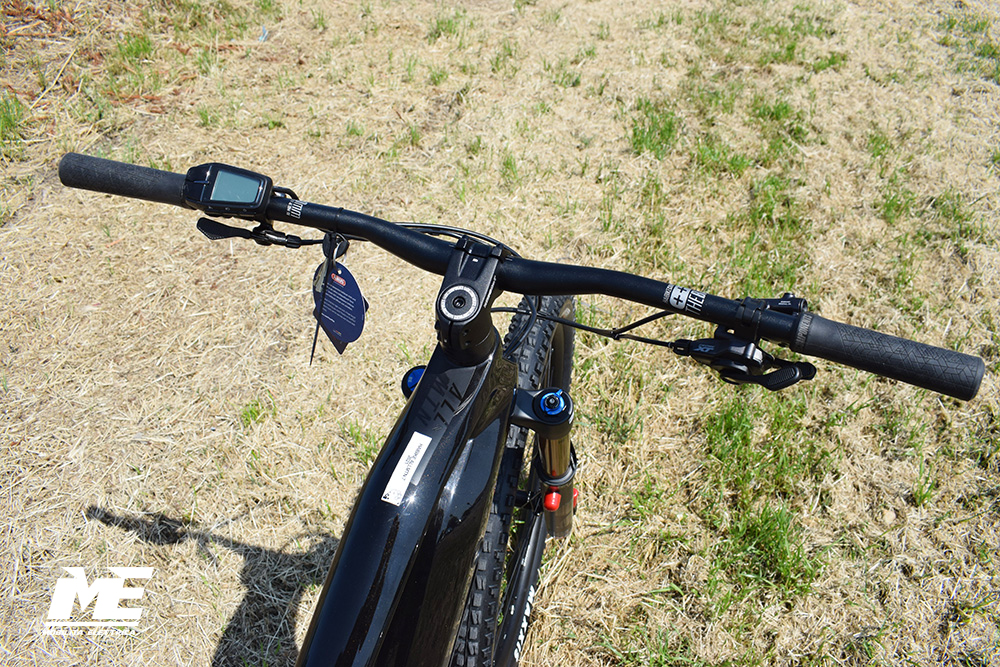 Haibike allmtn 7 tech6 ebike yamaha 2021 bici elettrica mobe