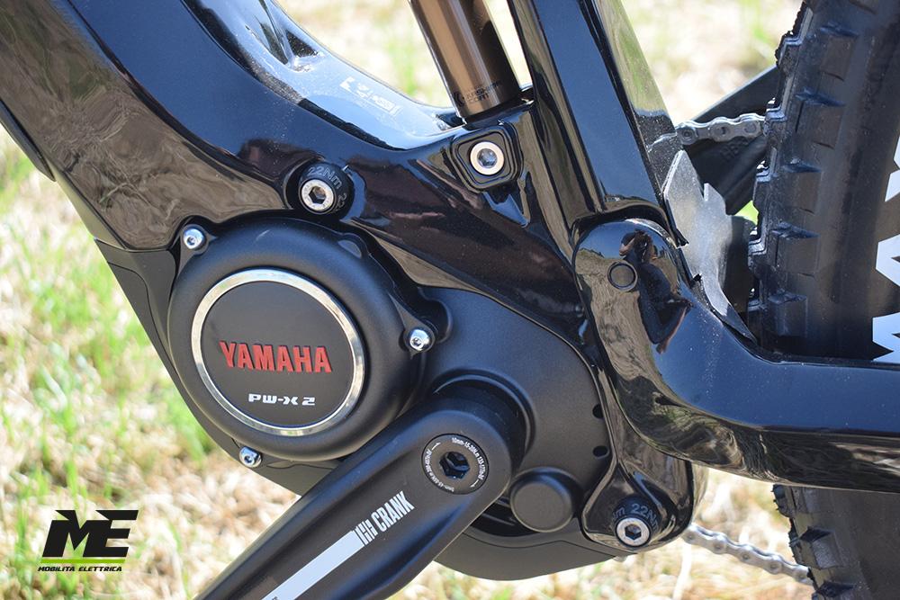 Haibike allmtn 7 tech8 ebike yamaha 2021 bici elettrica mobe