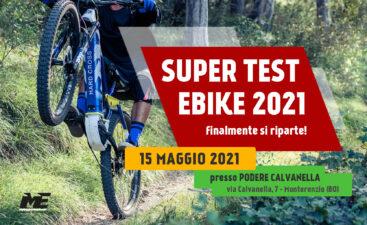 Super test Ebike modelli novita 2021 15 maggio mobilita elettrica