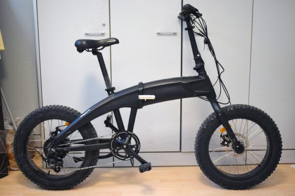Fat bike pieghevole ebike usata bici elettrica occasione