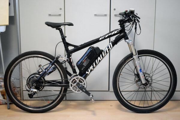 Specialized epic m4 ebike usata bici elettrica occasione