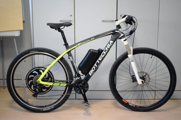 Bottecchia zoncolan 29 ebike bafang usata bici elettrica occasione