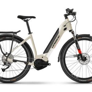 Haibike trekking 4 lowstep ebike 2021 yamaha bici elettrica bologna mobe