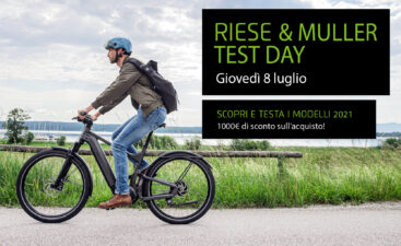 Riese Muller test day 8 luglio 2021