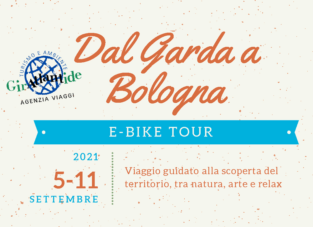 banner garda bologna tour ebike 5-11 settembre