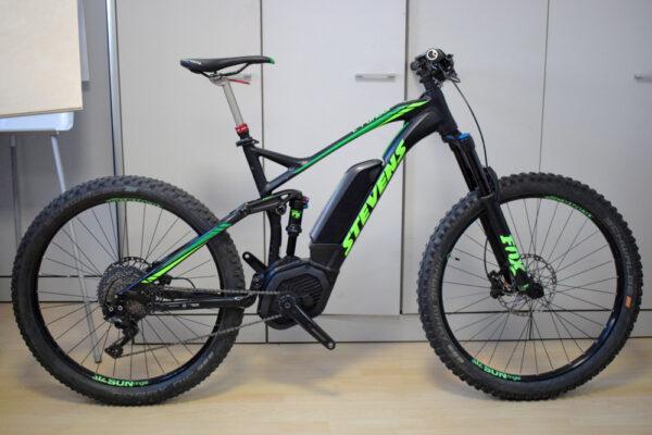 Stevens e-pordoi + ebike usata bici elettrica occasione