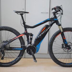Haibike Sduro Fullnine Rx ebike usata bici elettrica occasione