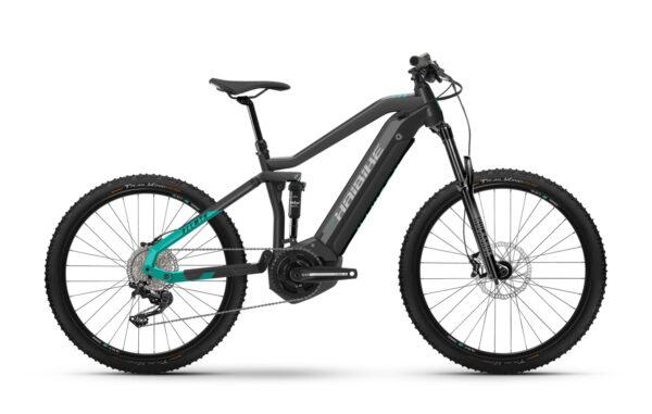 Haibike allmtn 1 grigio ebike 2021 yamaha bici elettrica bologna mobe