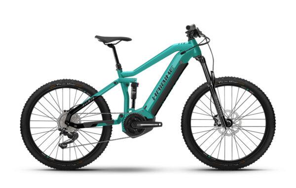 Haibike allmtn 1 verde ebike 2021 yamaha bici elettrica bologna mobe