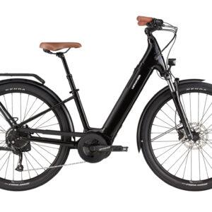 cannondale adventure neo 3 eq nero ebike donna 2021 bosch bici elettrica bologna mobe