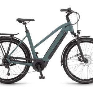 winora sinus 9 donna ebike 2021 bosch bici elettrica bologna