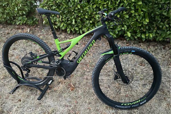Specialized Turbo Levo Expert ebike usata bici elettrica occasione conto vendita