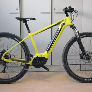Cannondale Trail Neo 4 ebike front usata bici elettrica occasione