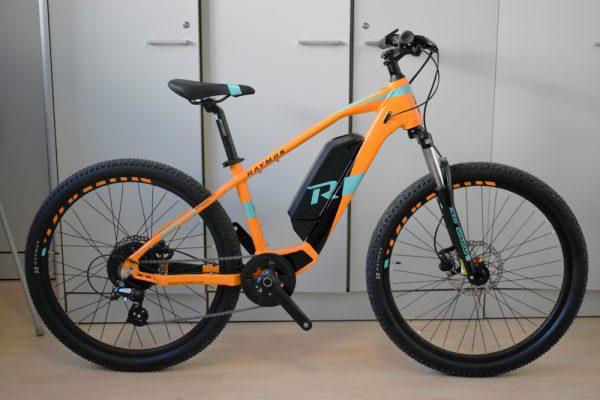 Raymon SixRay E-1 0 ebike usata bici elettrica occasione