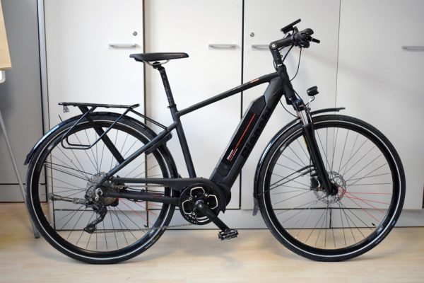 Bianchi E-Spillo Active SF Uomo ebike usata bici elettrica occasione