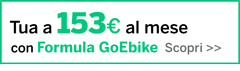 153 rata finanziamento go ebike mobe bici elettrica bologna