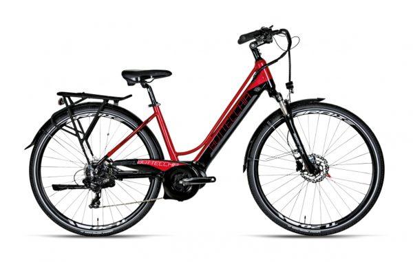 Bottecchia be 19 lady rosso ebike 2021 bici elettrica bologna mobe
