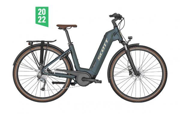 SCOTT Sub Active eRIDE unisex 2022 bosch bici elettrica bologna mobe